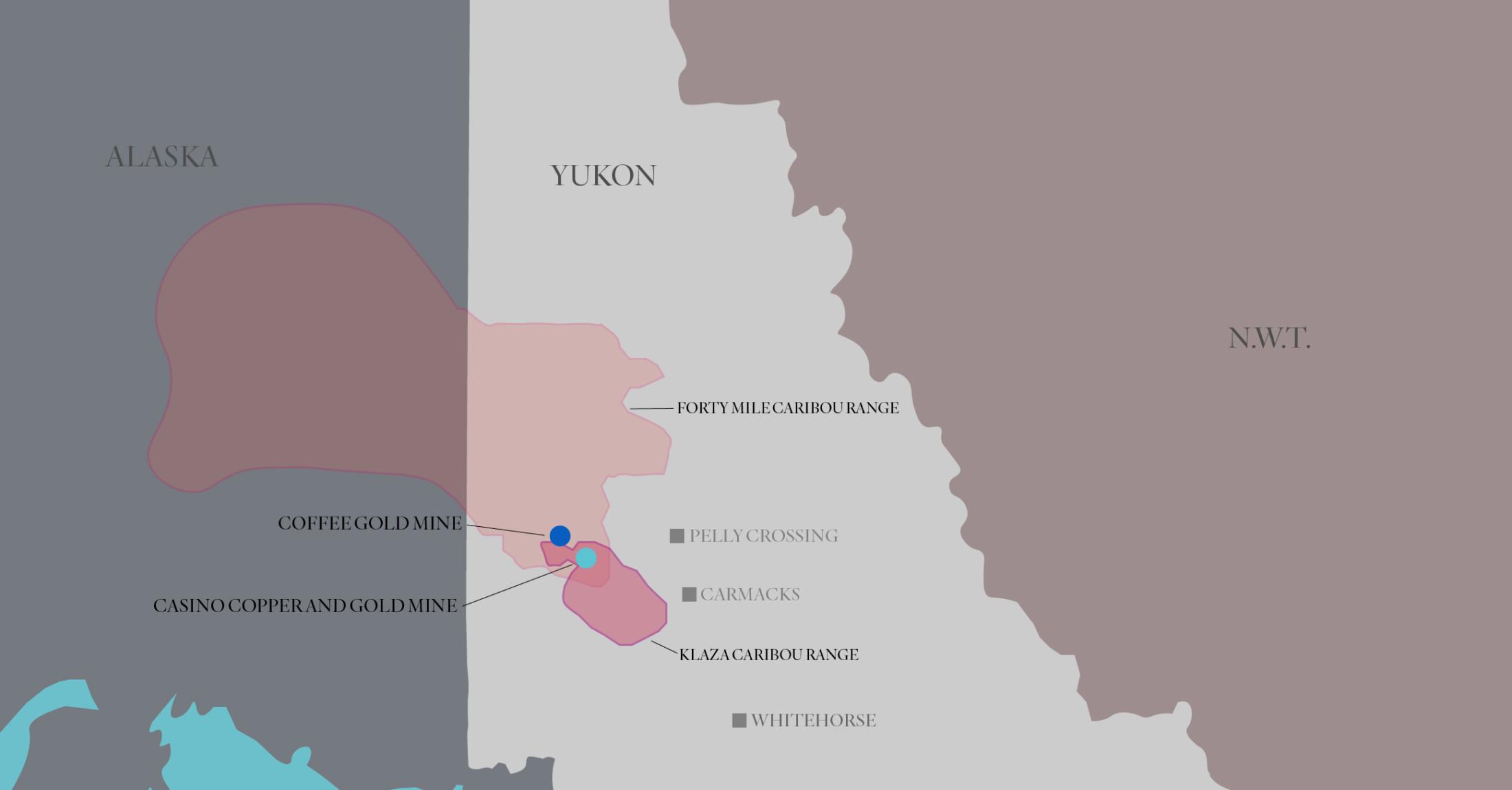 Yukon Casino and Coffee mines