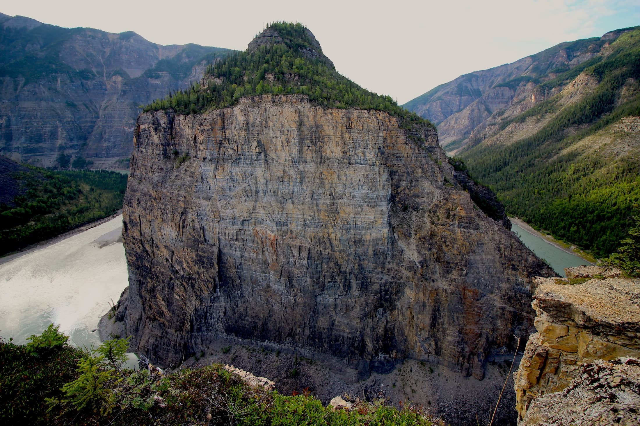 Hell's Gate Nahanni National Park
