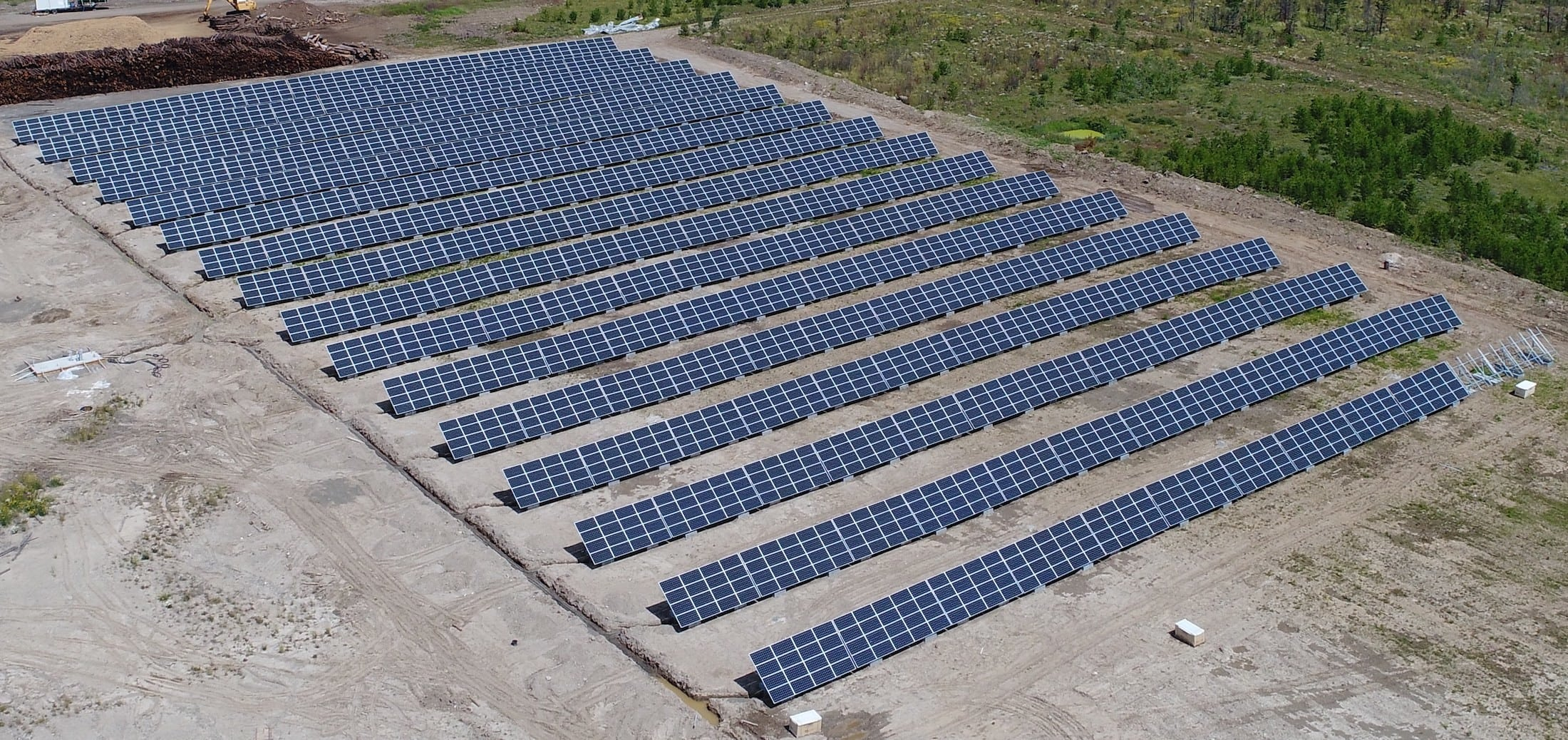 Tsilhqot'in Solar Farm