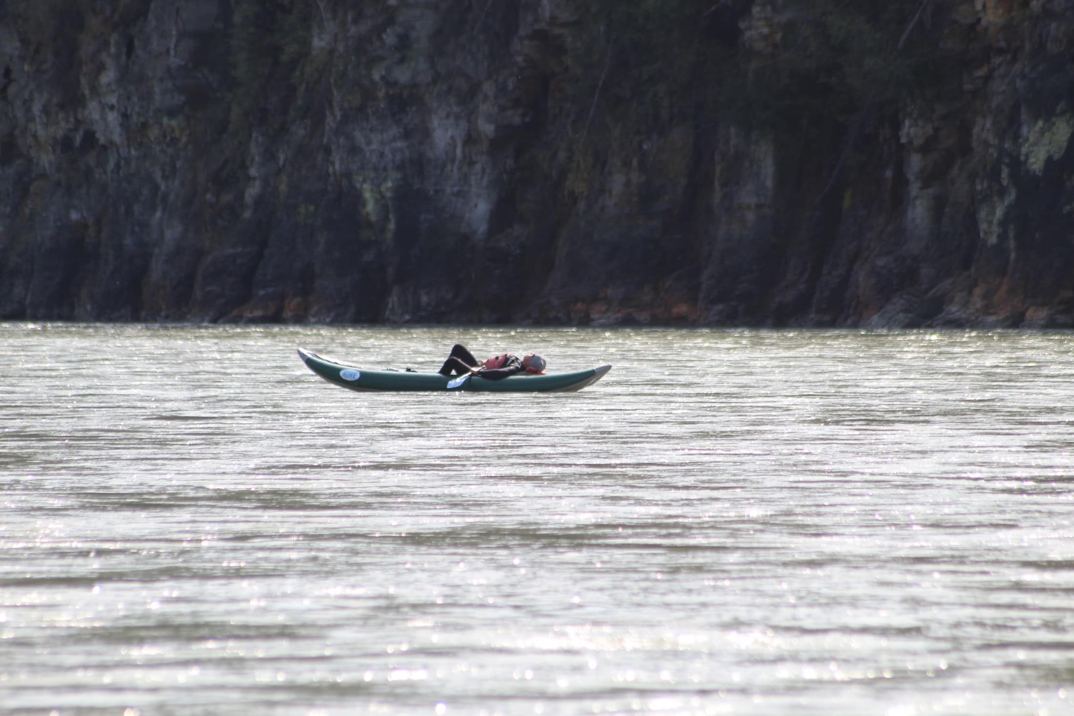 Nahanni National Park Reserve kayaking