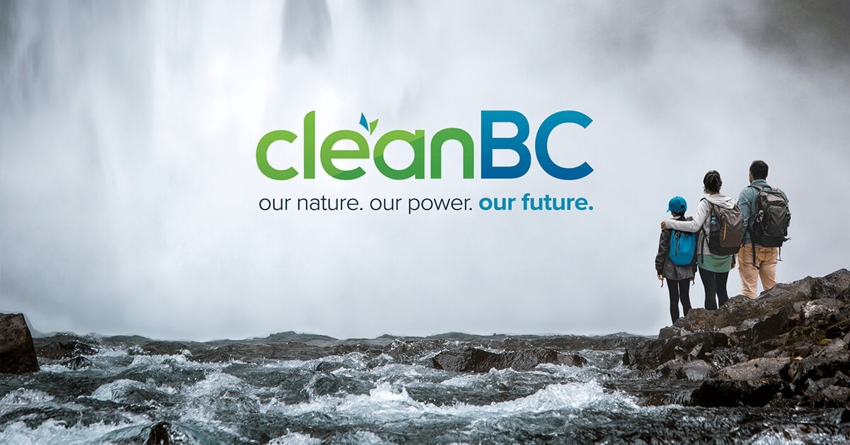 CleanBC advert