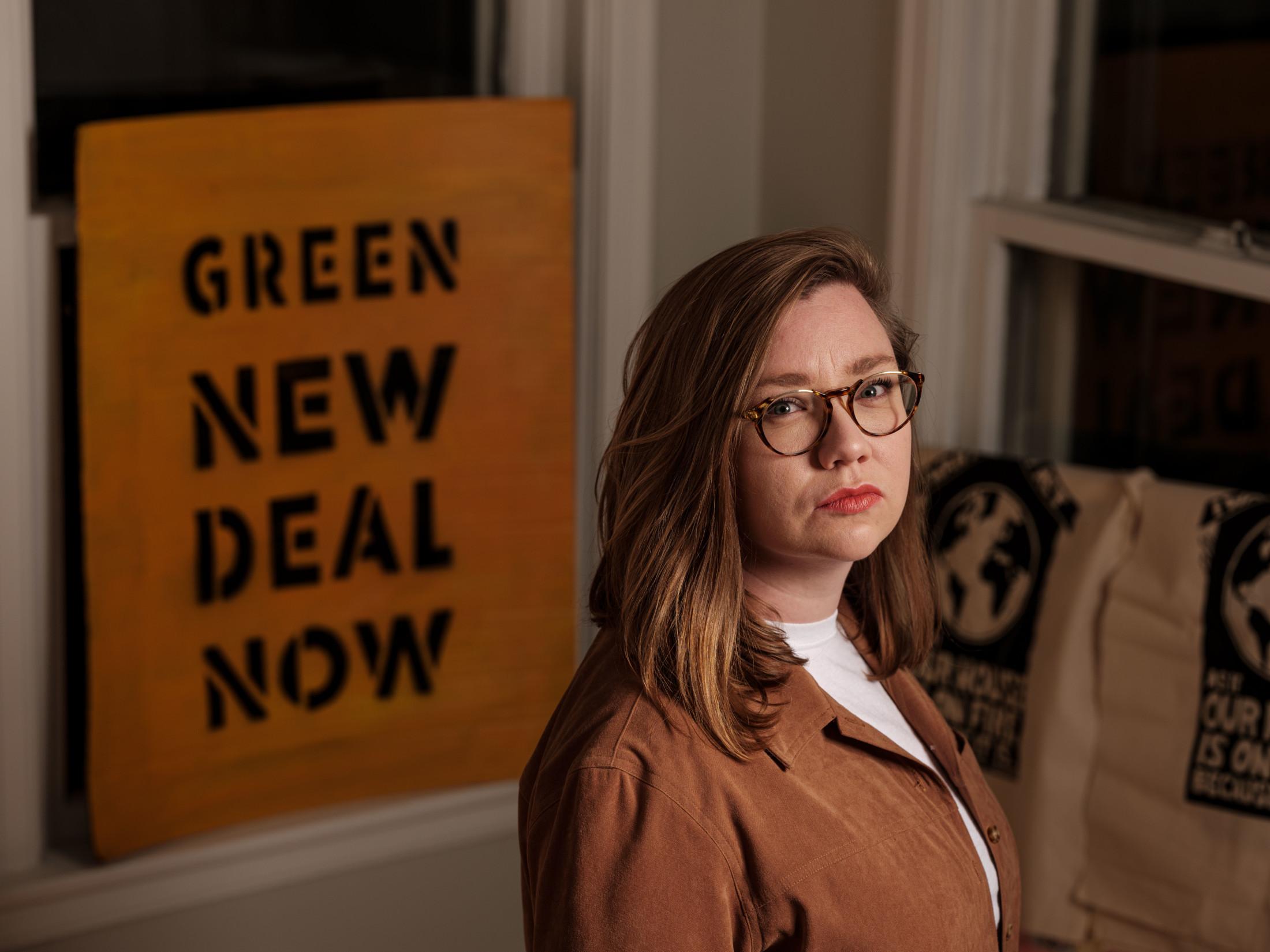 climate justice climate change Edmonton Alberta activist