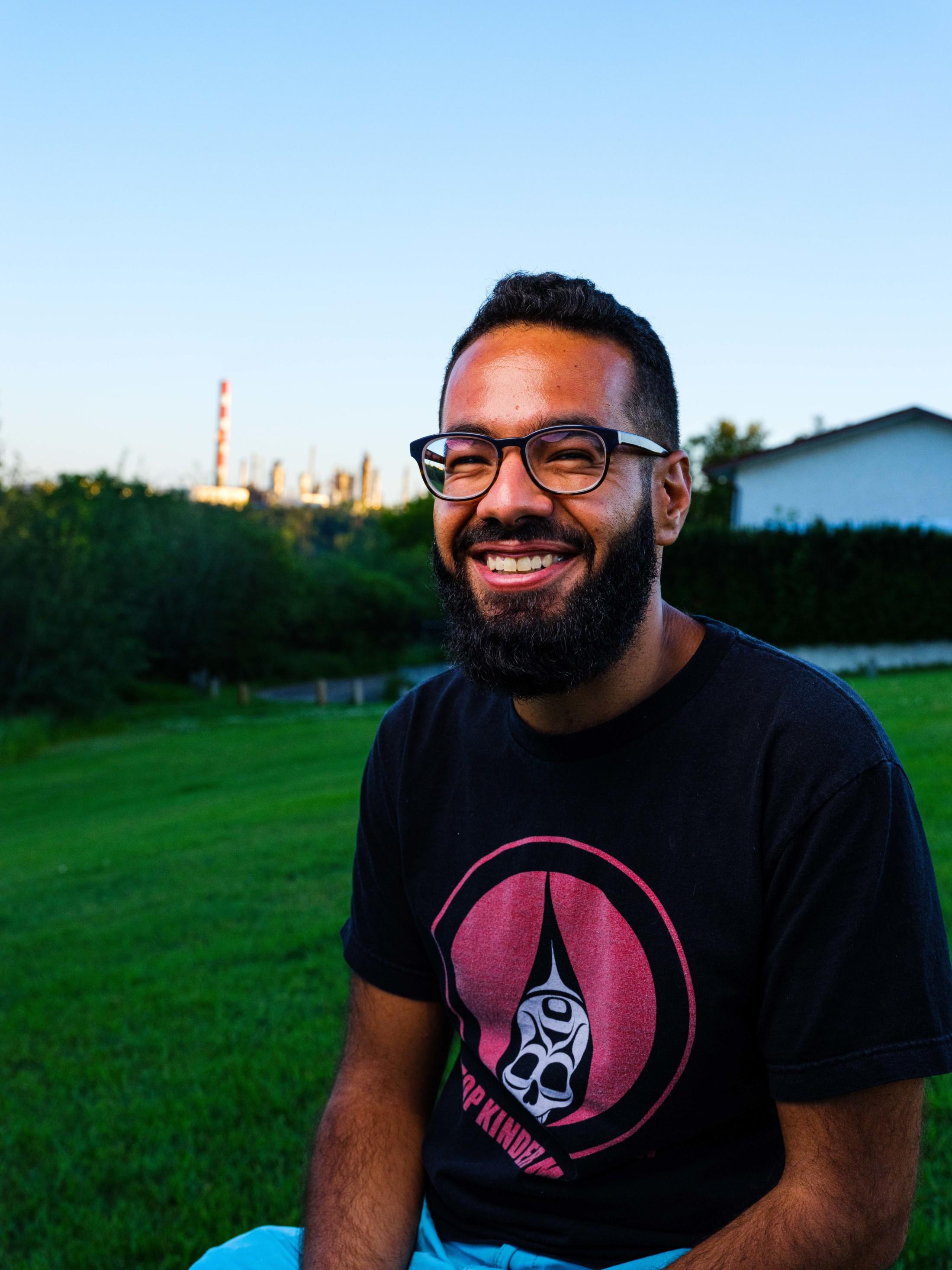 climate justice Edmonton Alberta activism
