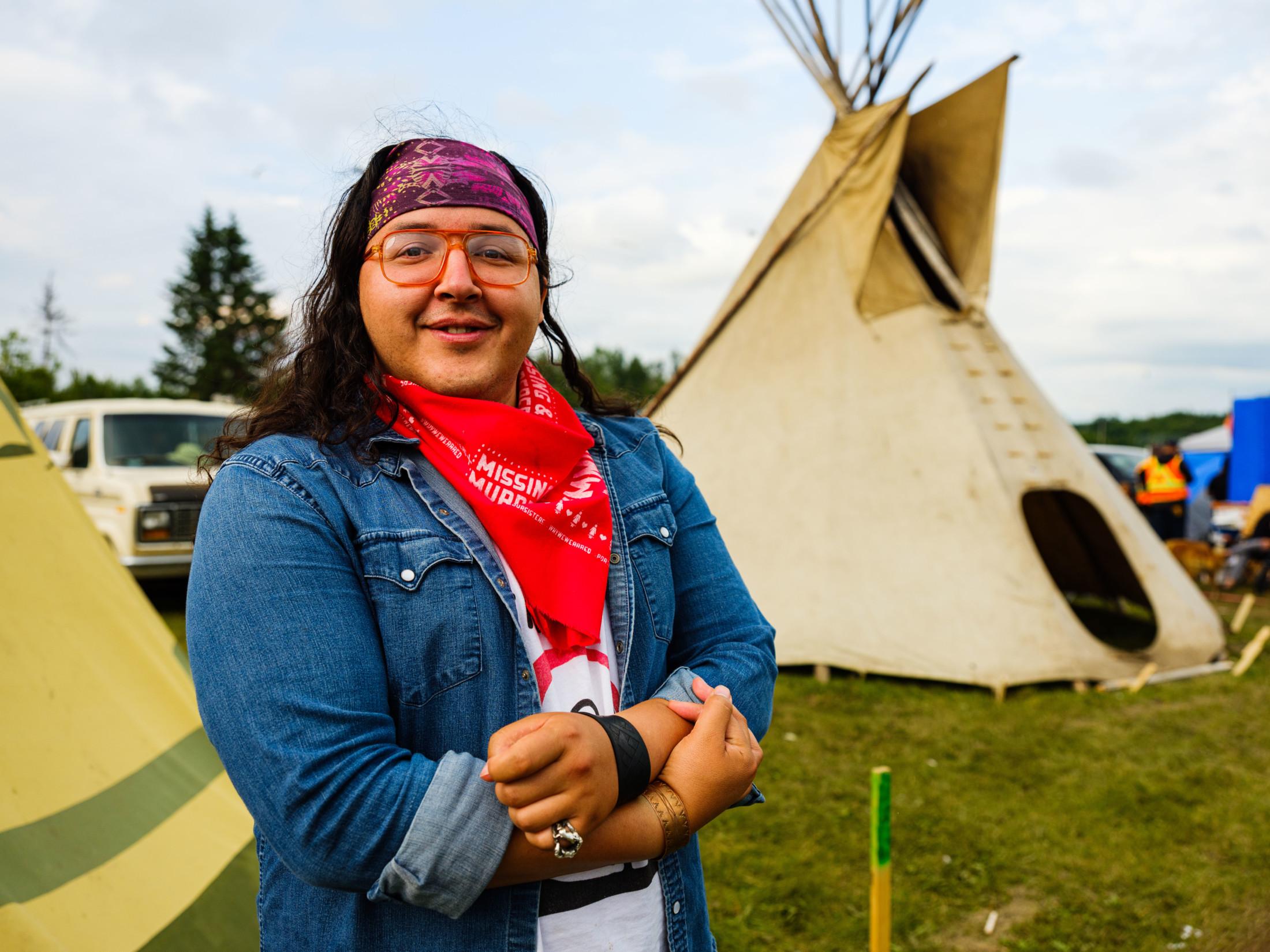 Indigenous activism Alberta climate justice