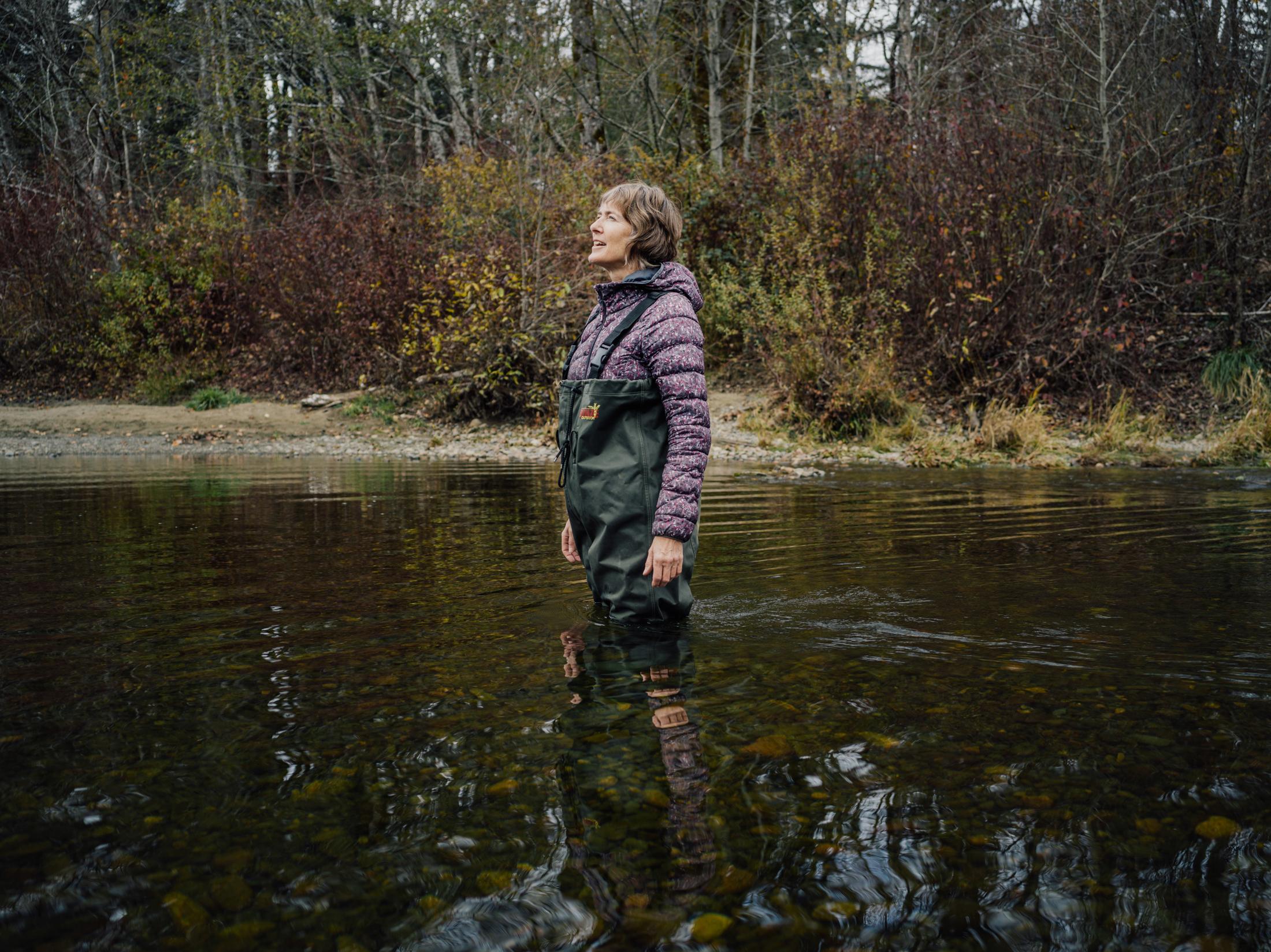 Caroline Hiem Tsolum River Restoration Society