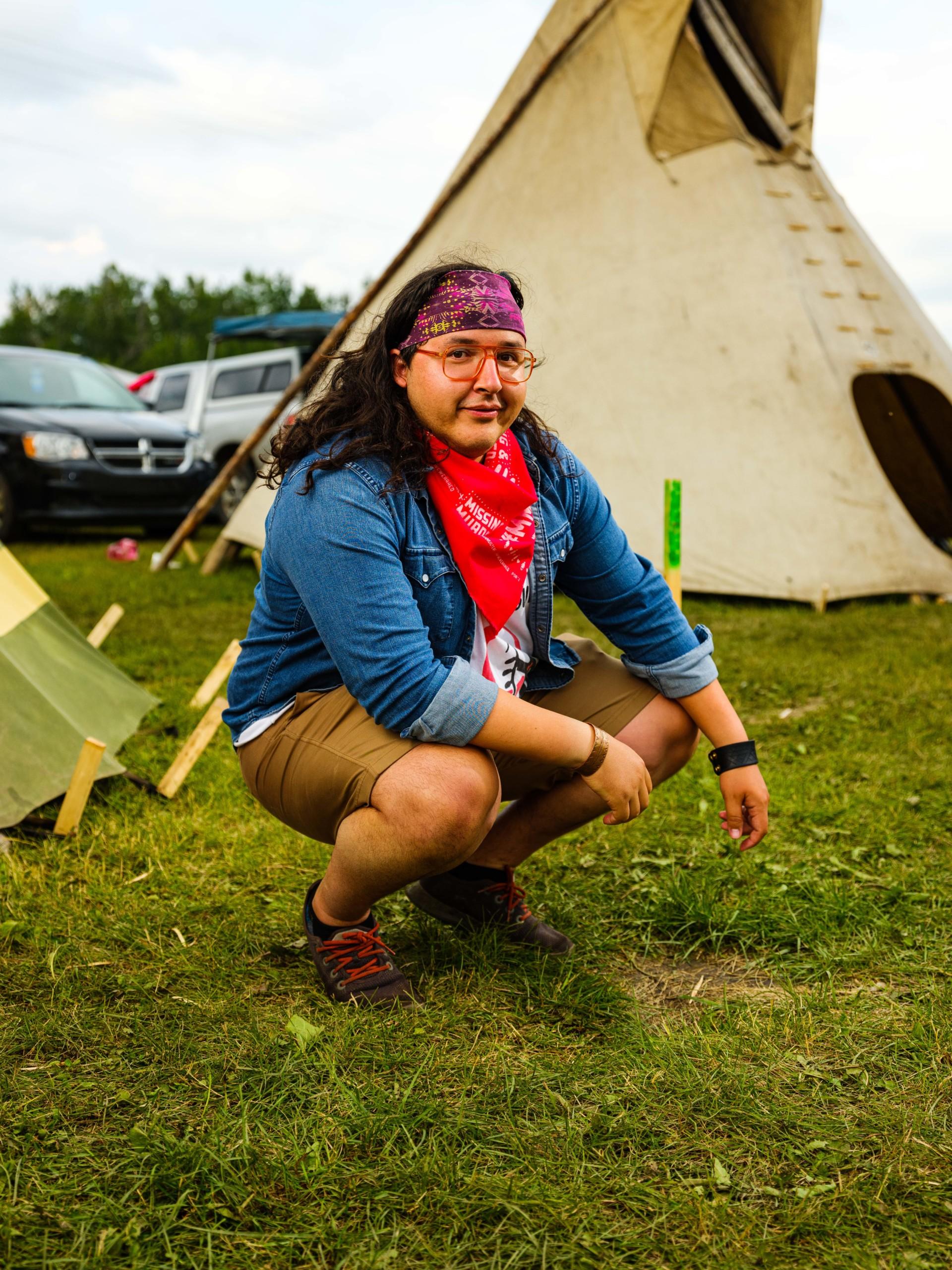 Indigenous activism Alberta justice colonization