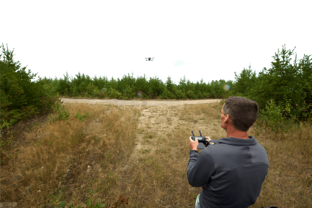 Trevor Hesselink drone