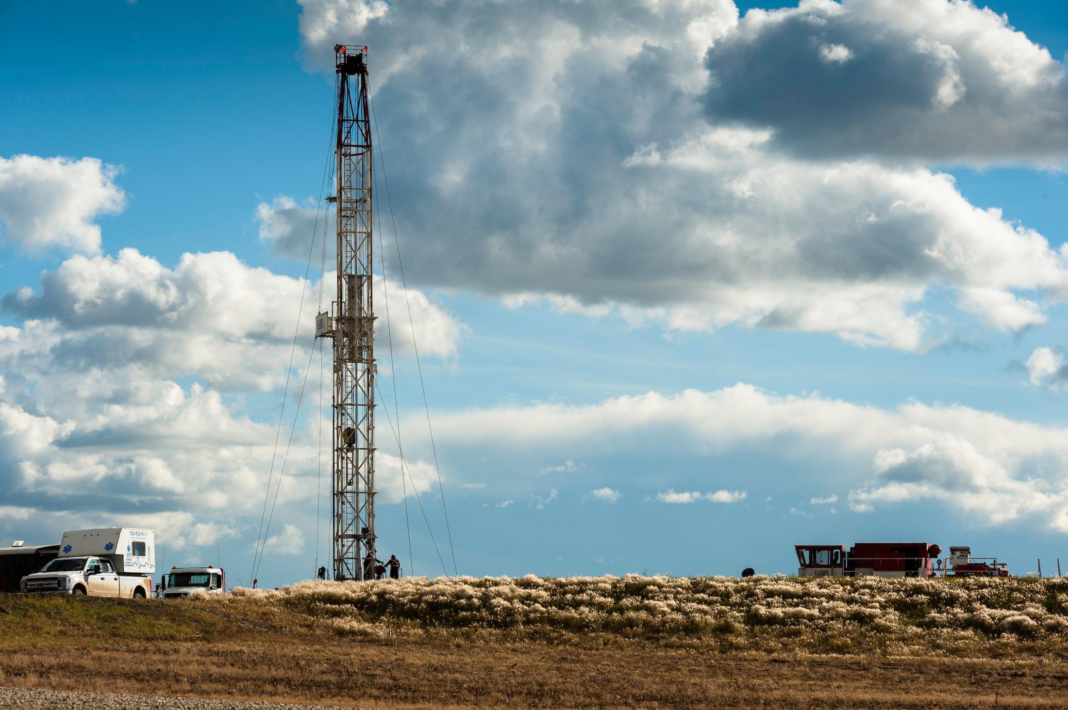 Fracking Farmington B.C.