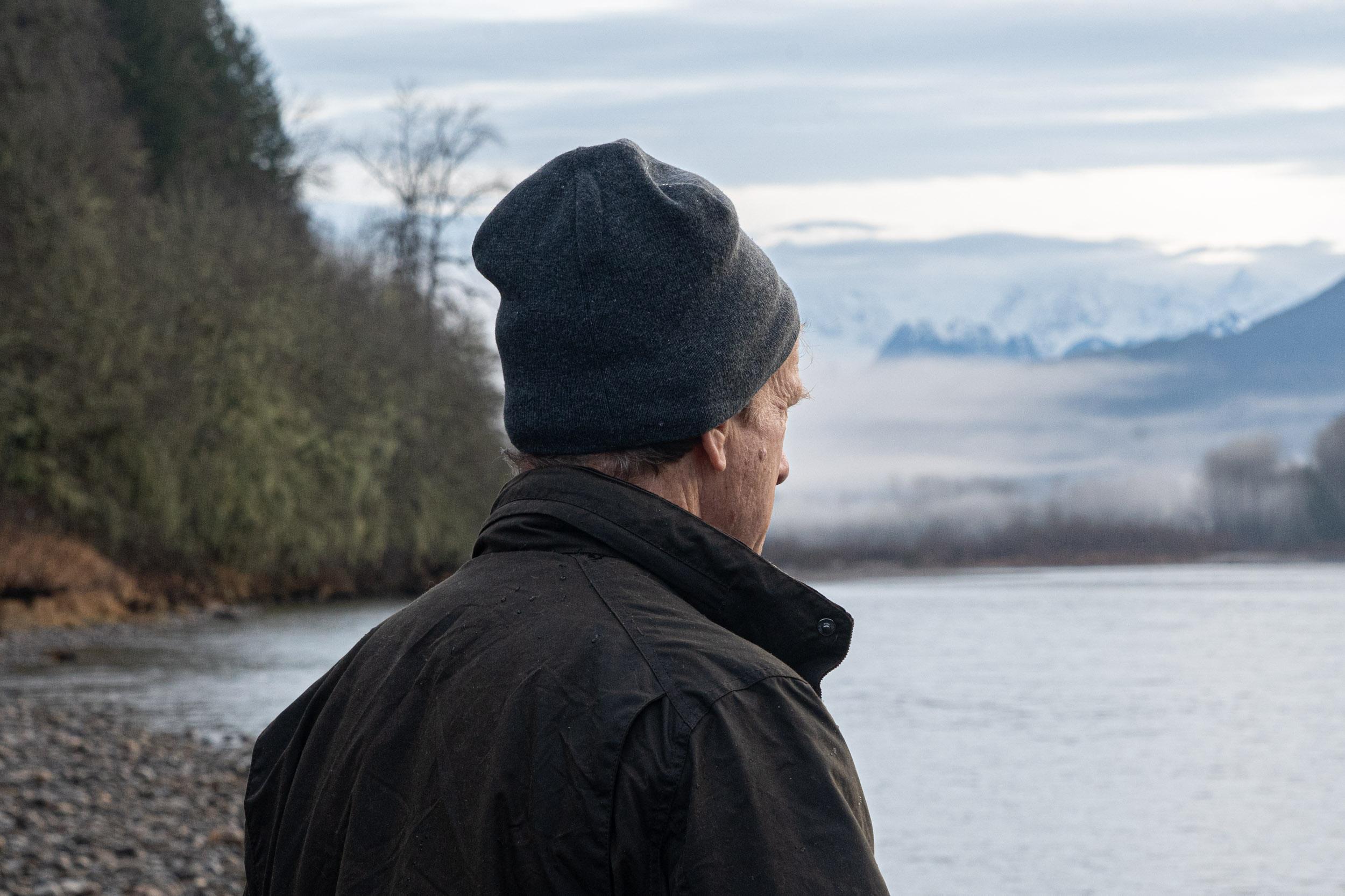 John Scurlock Skagit River Eldorado Peak