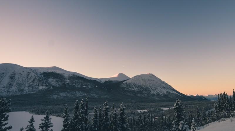 Yukon, Canada.