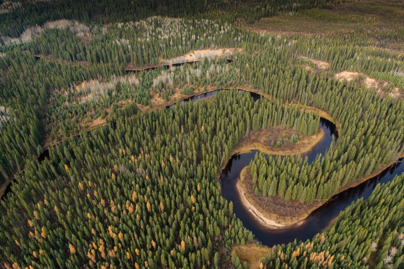 Muskwa River Fort Nelson First Nation geothermal