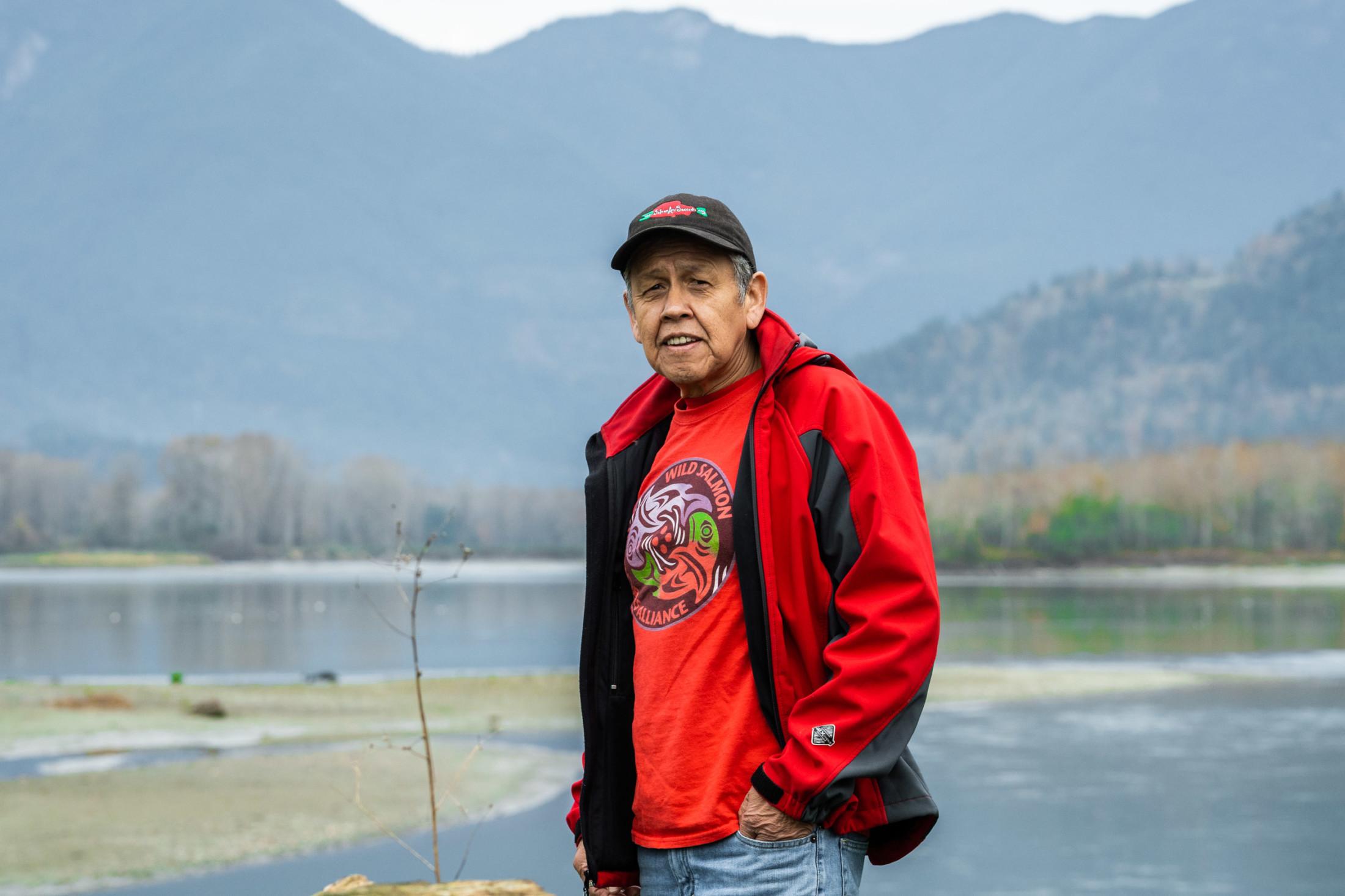 Eddie Gardner, Fraser River