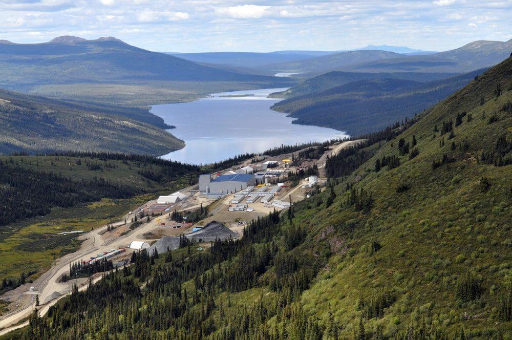 Wolverine mine Yukon Zinc