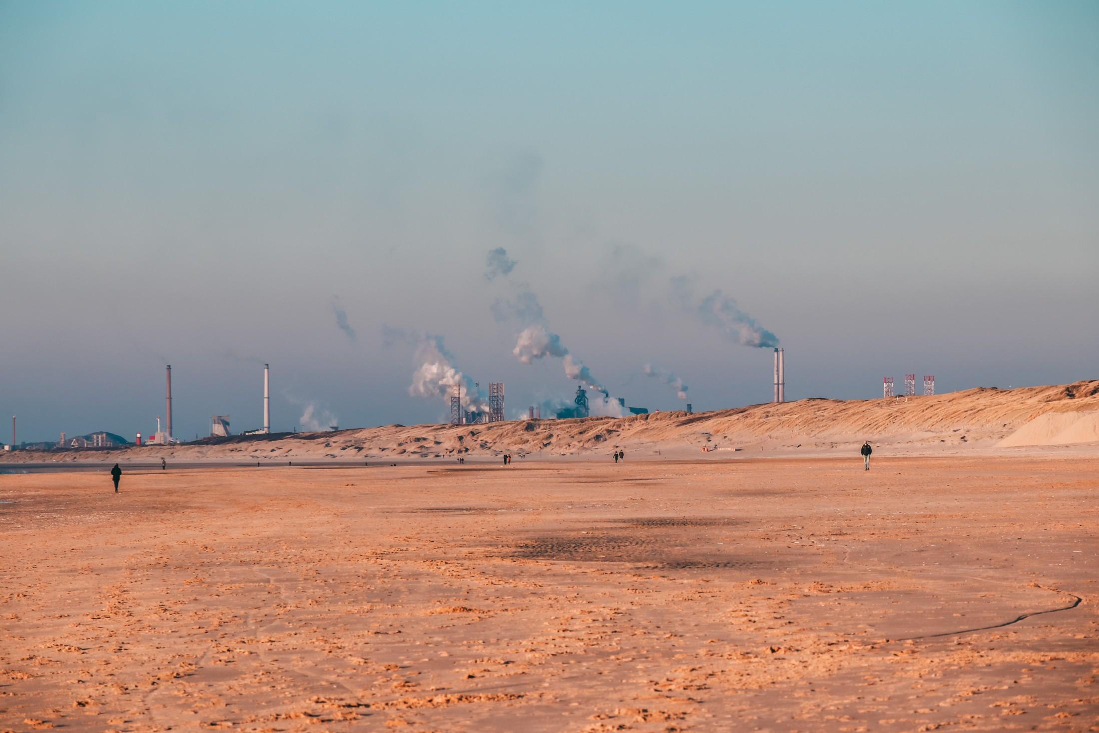 Climate change pollution Netherlands julian-vinci