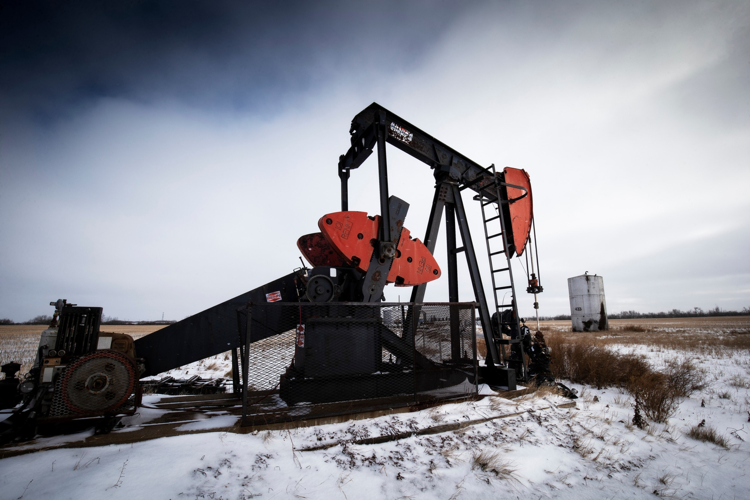 Redwater Energy Orphan Well Alberta Todd Korol PAY PER USE