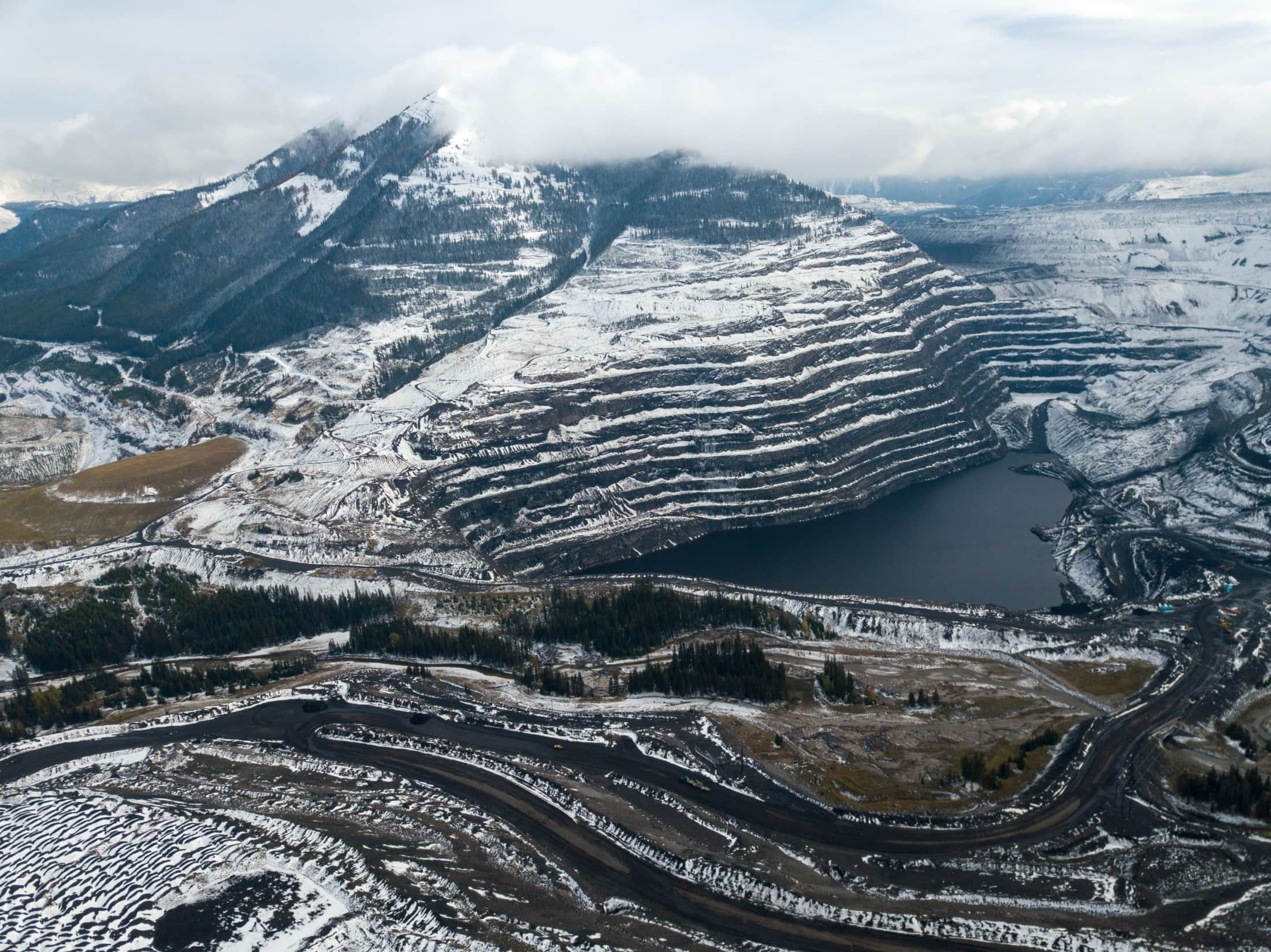 Teck Resources coal mine Elk Valley