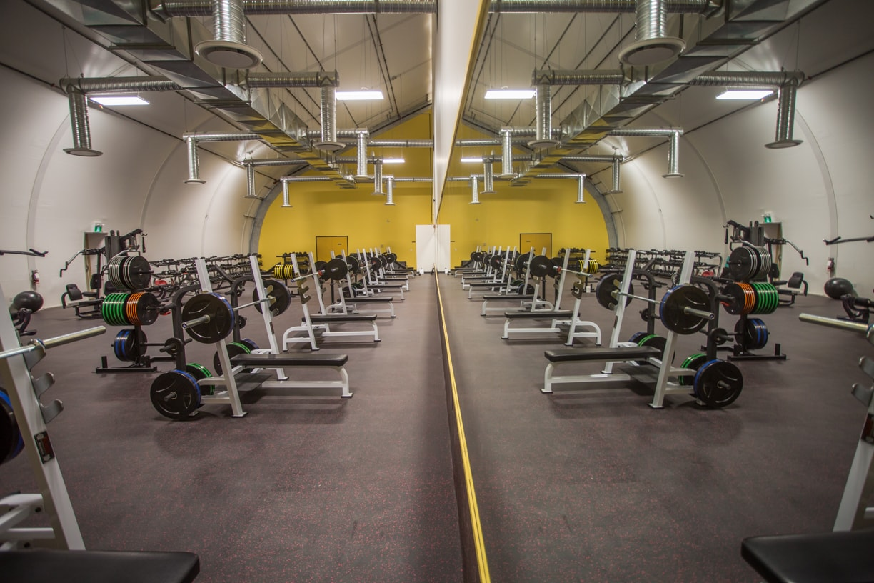 site c wal-weight-training-facility