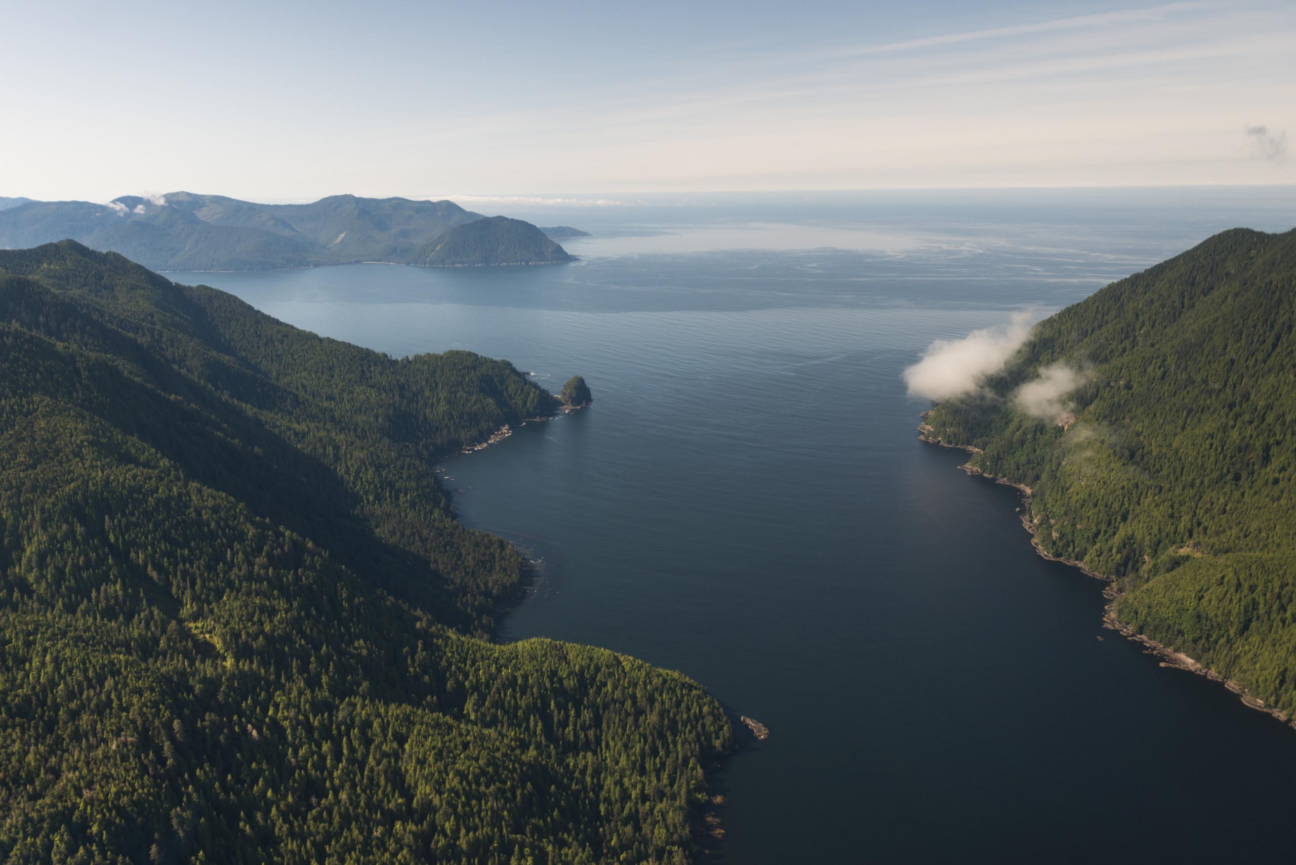 Haida Gwaii diesel spill