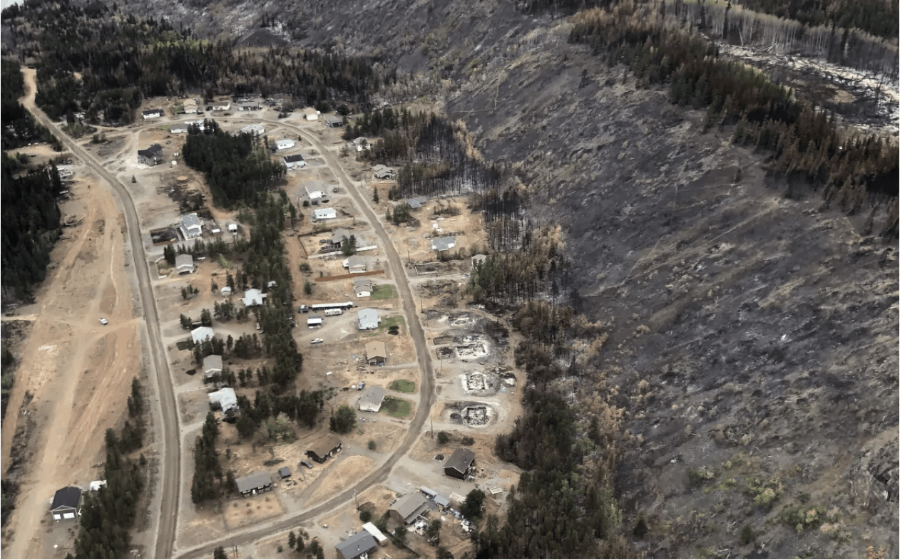 Tahltan Nation Wildfire 2018