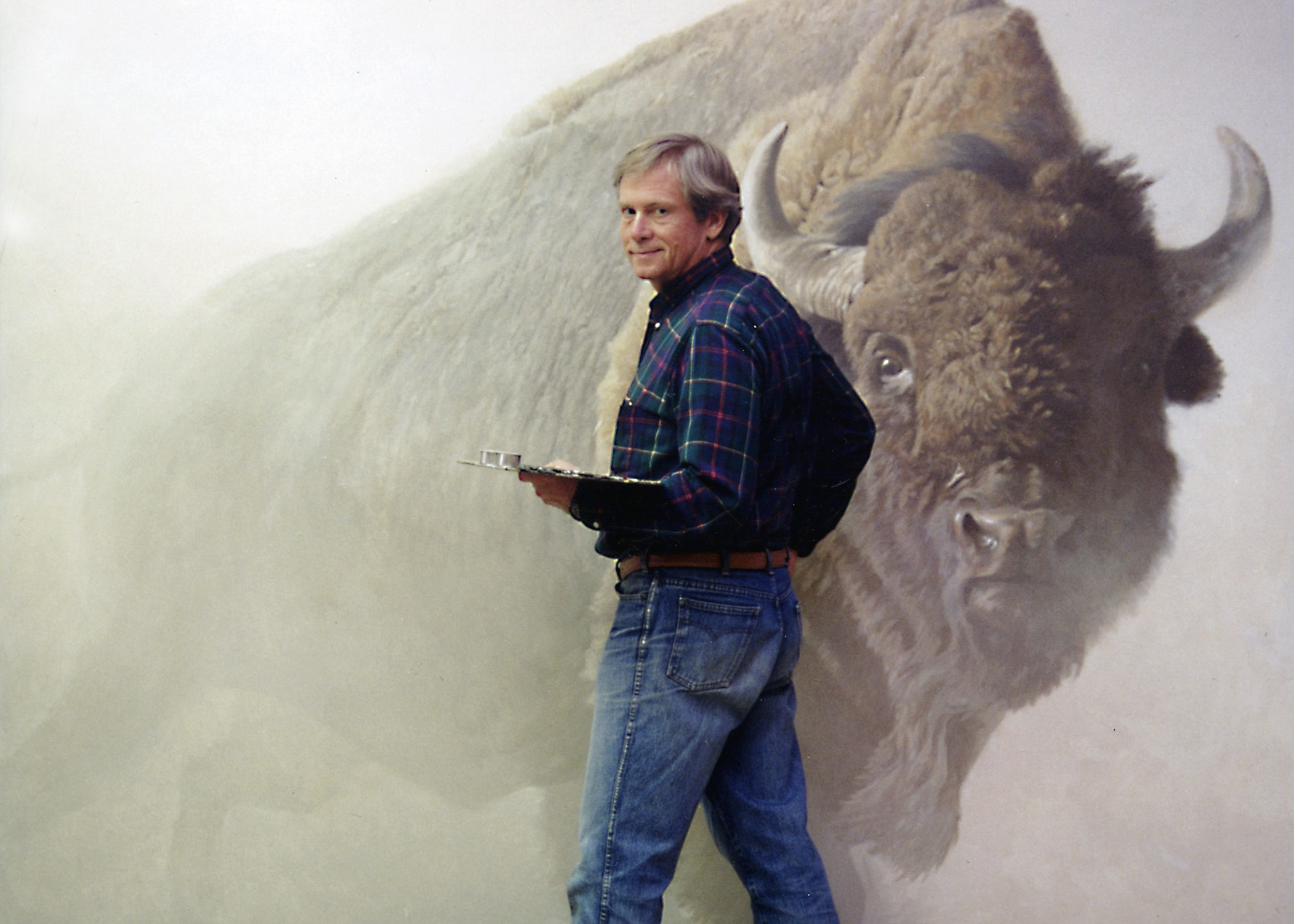 Robert Bateman, Chief