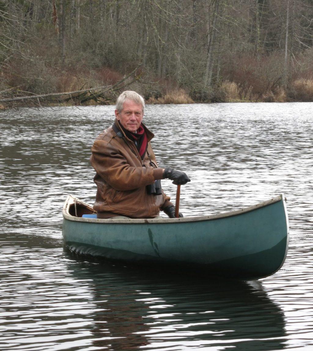 Robert Bateman, Ford Lake, 2013