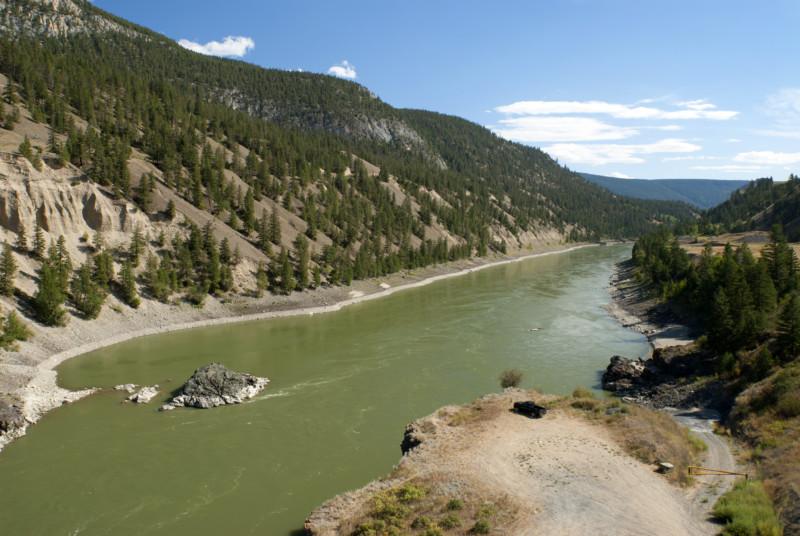 Fraser River near Williams Lake