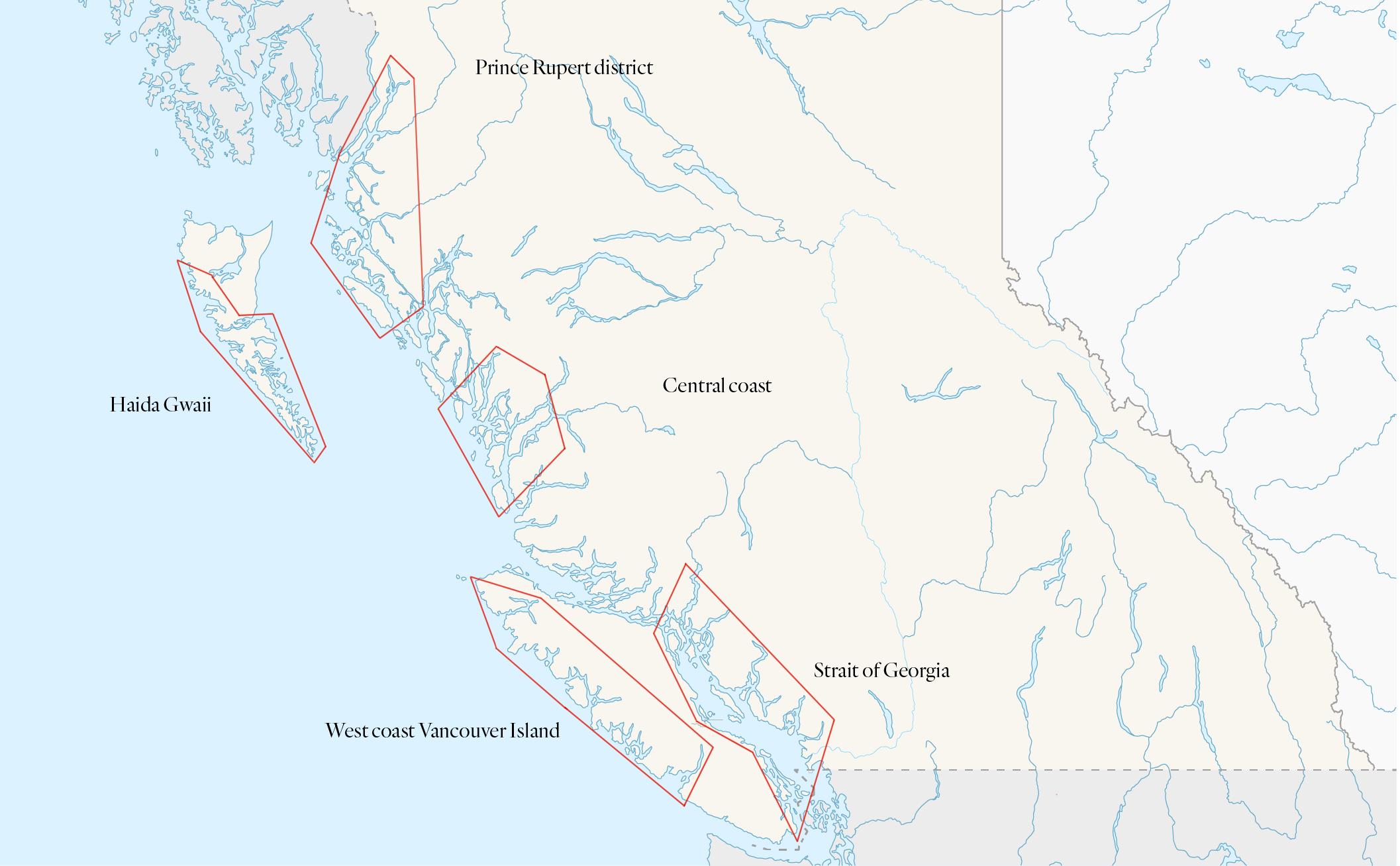 Herring fisheries BC