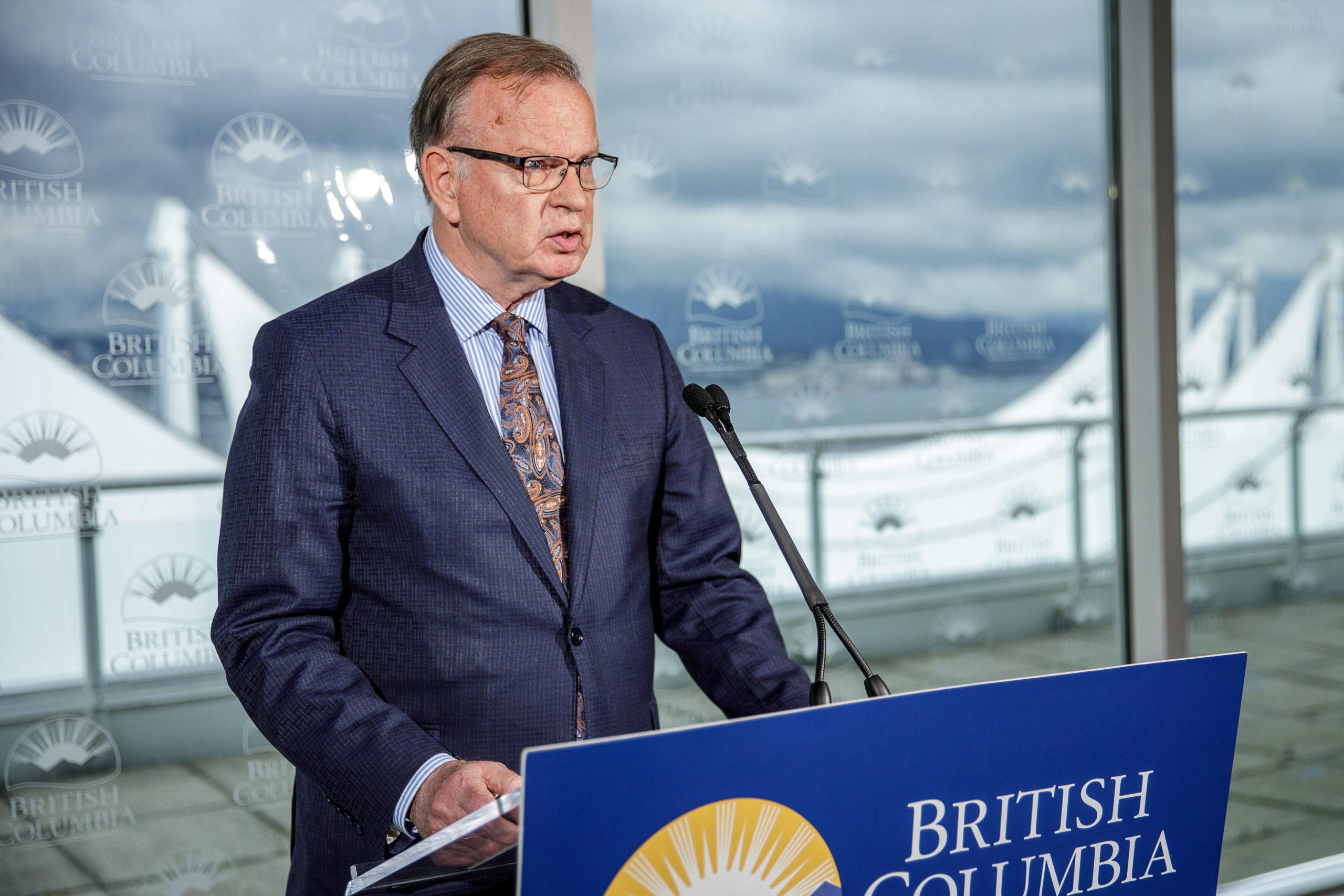 Energy Minister Bruce Ralston