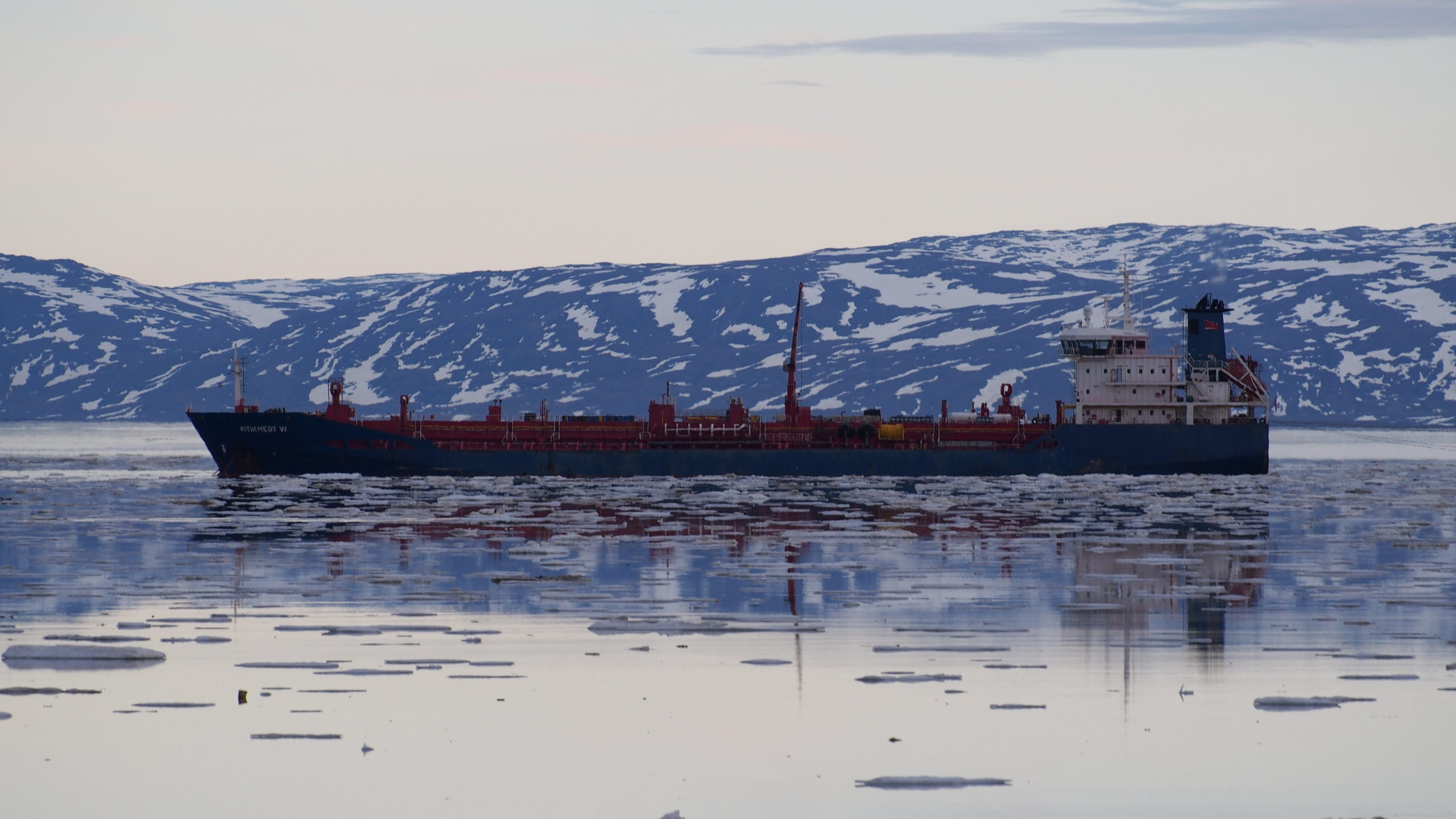 Kitikmeot ship