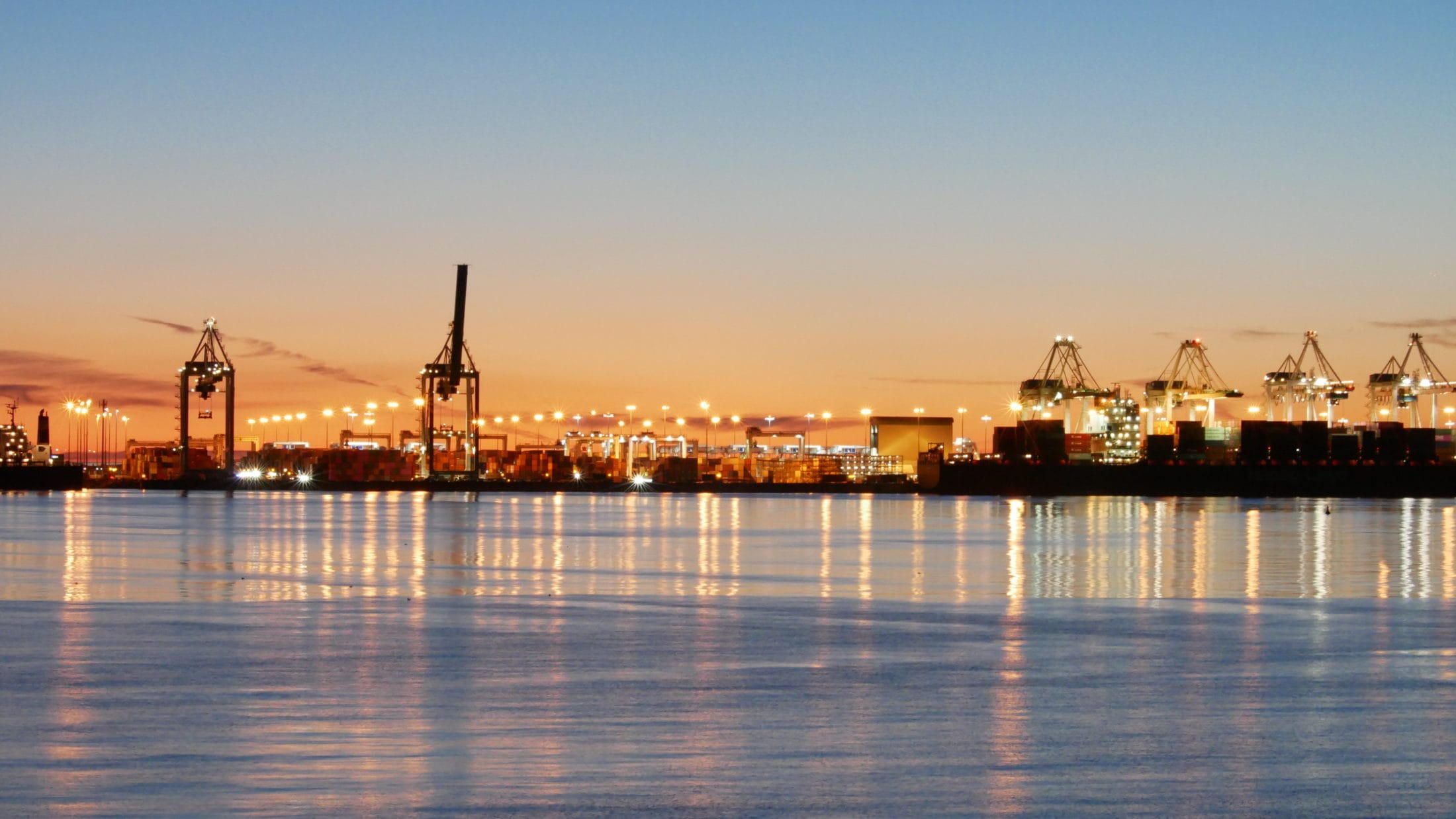 Deltaport at Roberts Bank