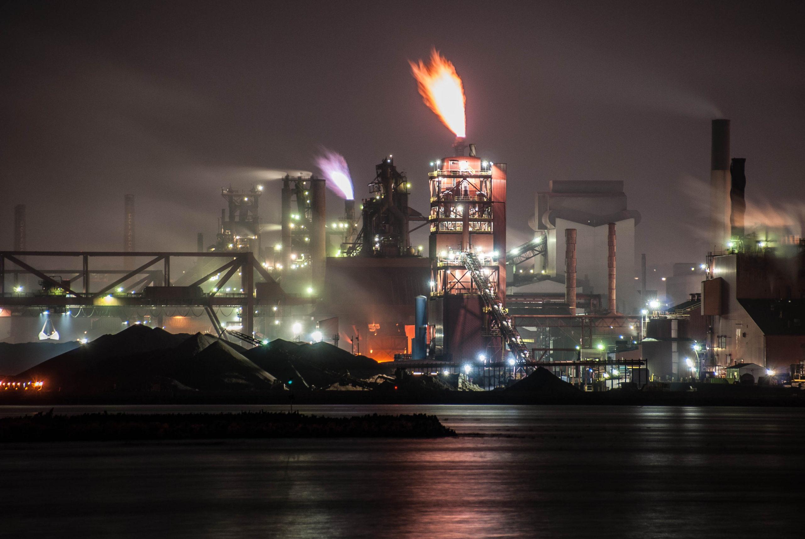Steel mill Hamilton Ontario