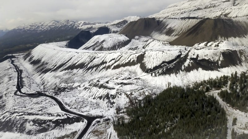 Teck Elk Valley Fording River Castle Mine Expansion