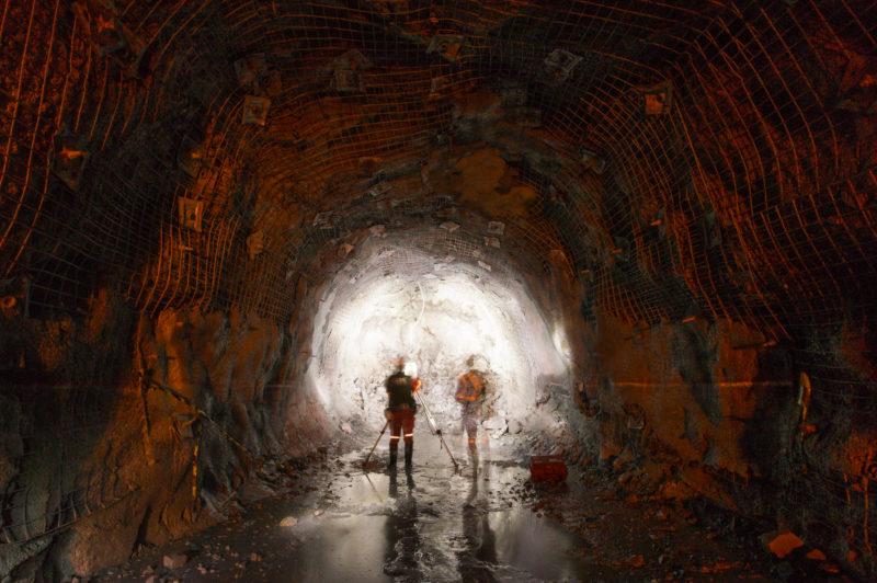 Wolverine mine reclamation