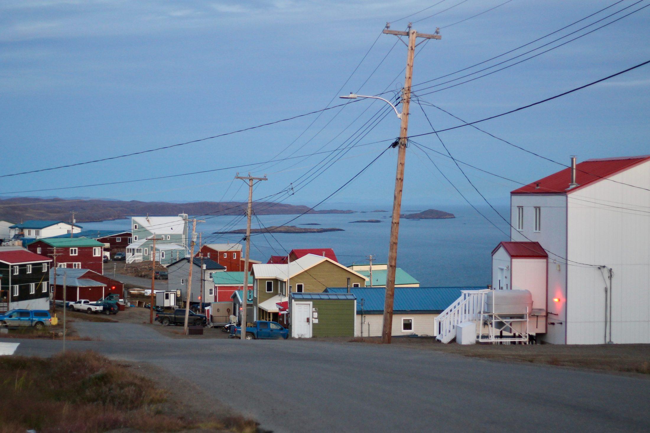 Iqaluit diesel fuel