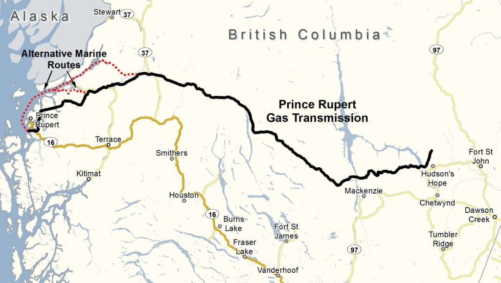 Prince Rupert Gas Transmission Project