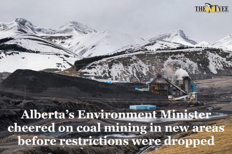 Alberta coal mining