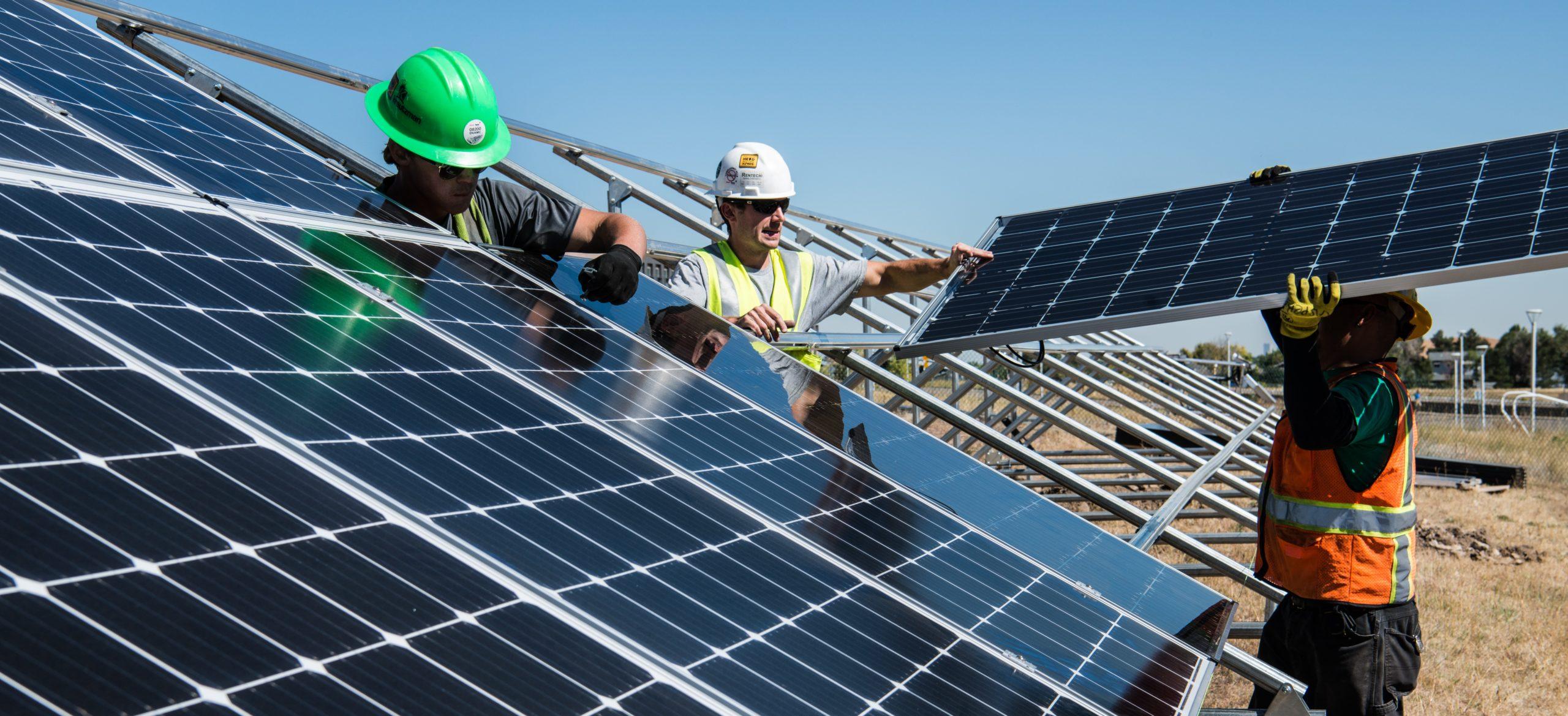 B.C. Bill 17 solar clean energy