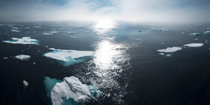 Freshwater Arctic Ocean climate change