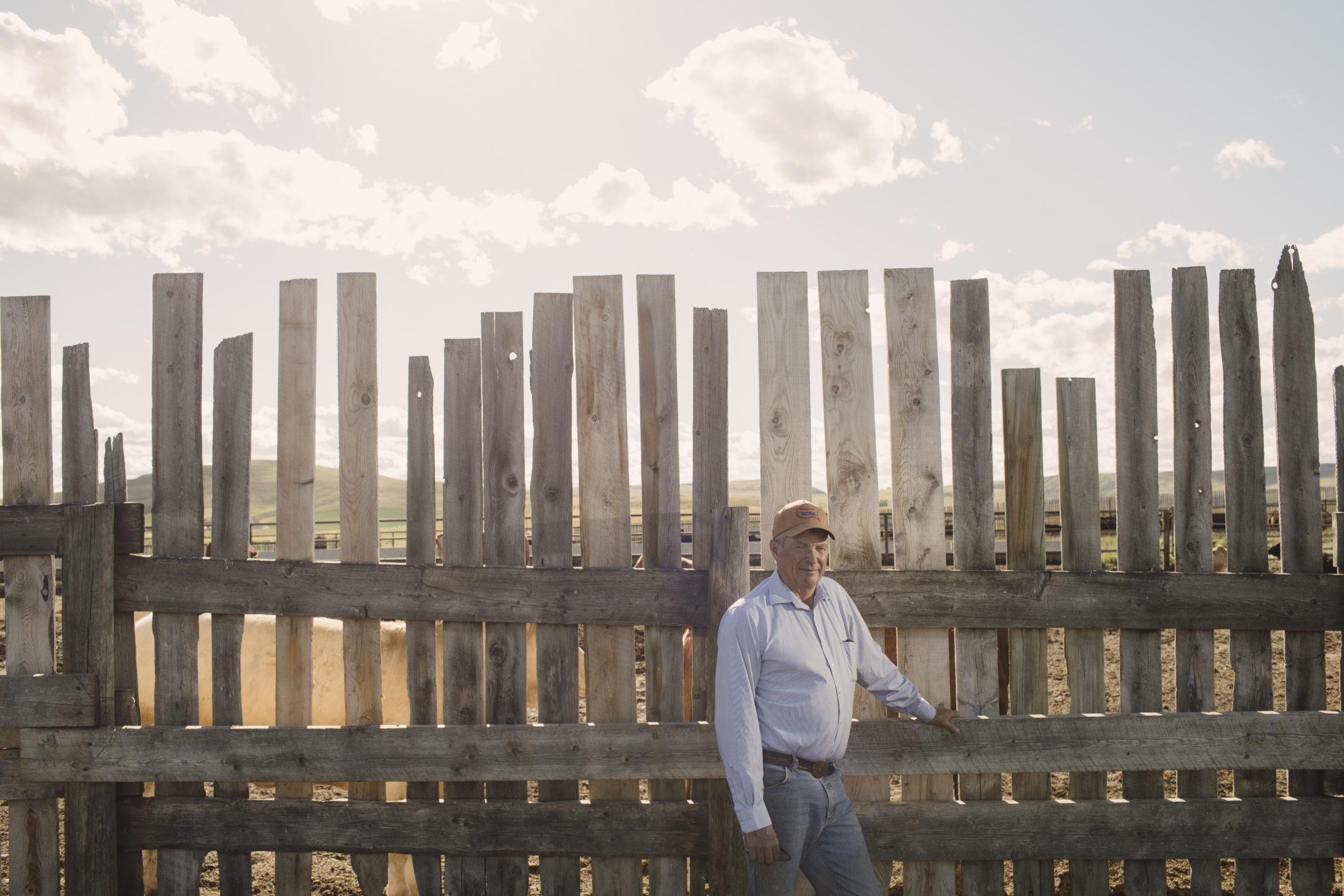 Agricultura sostenible Bob Lowe