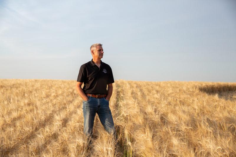 Paul Thoroughgood sustainable farming