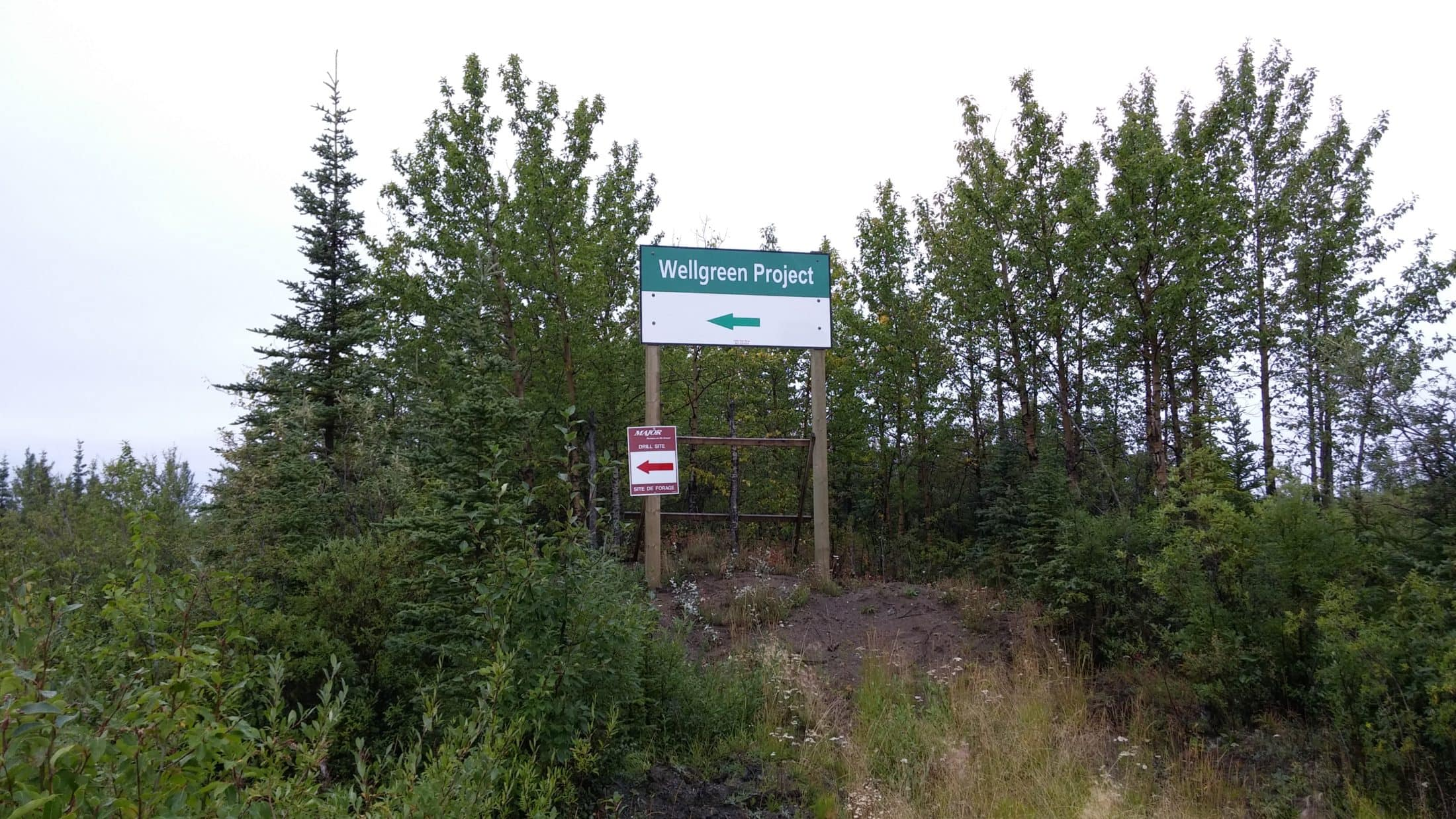 Wellgreen Project Yukon