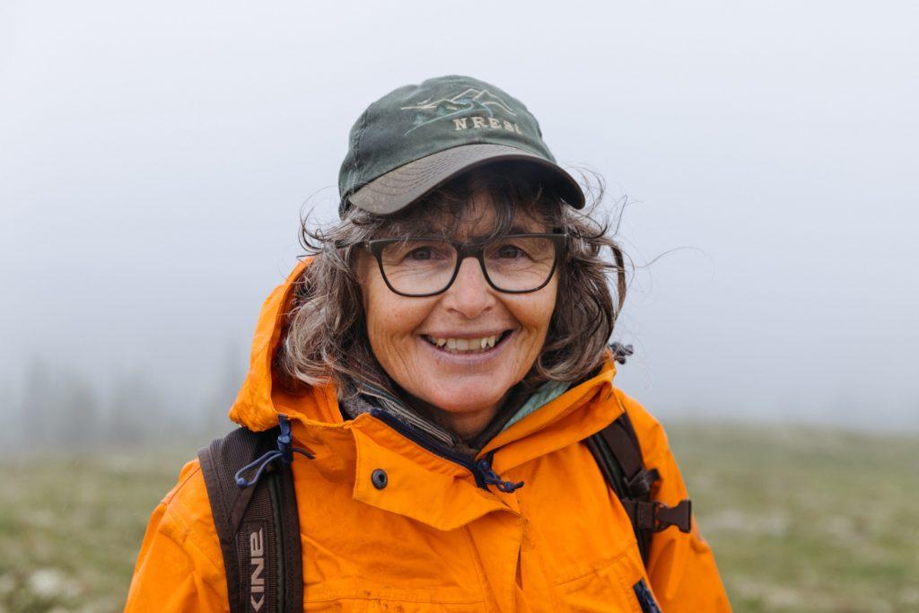 Forester and ecologist Sybille Haeussler