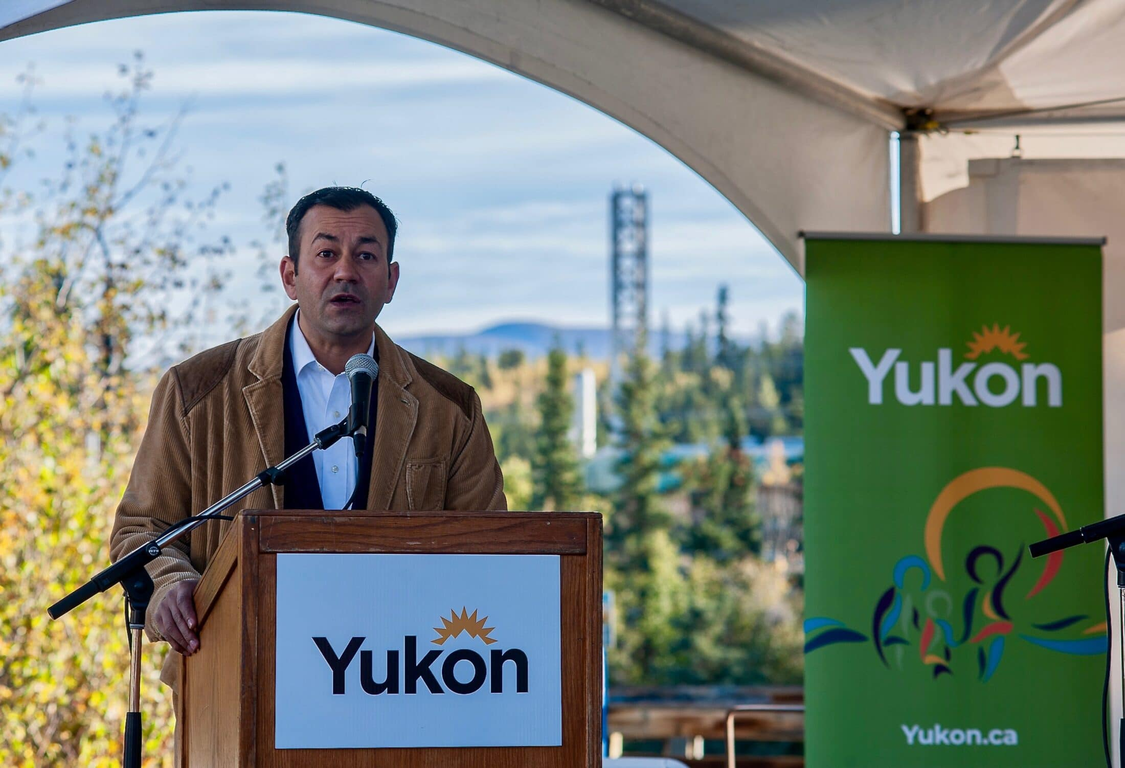 Yukon climate change strategy