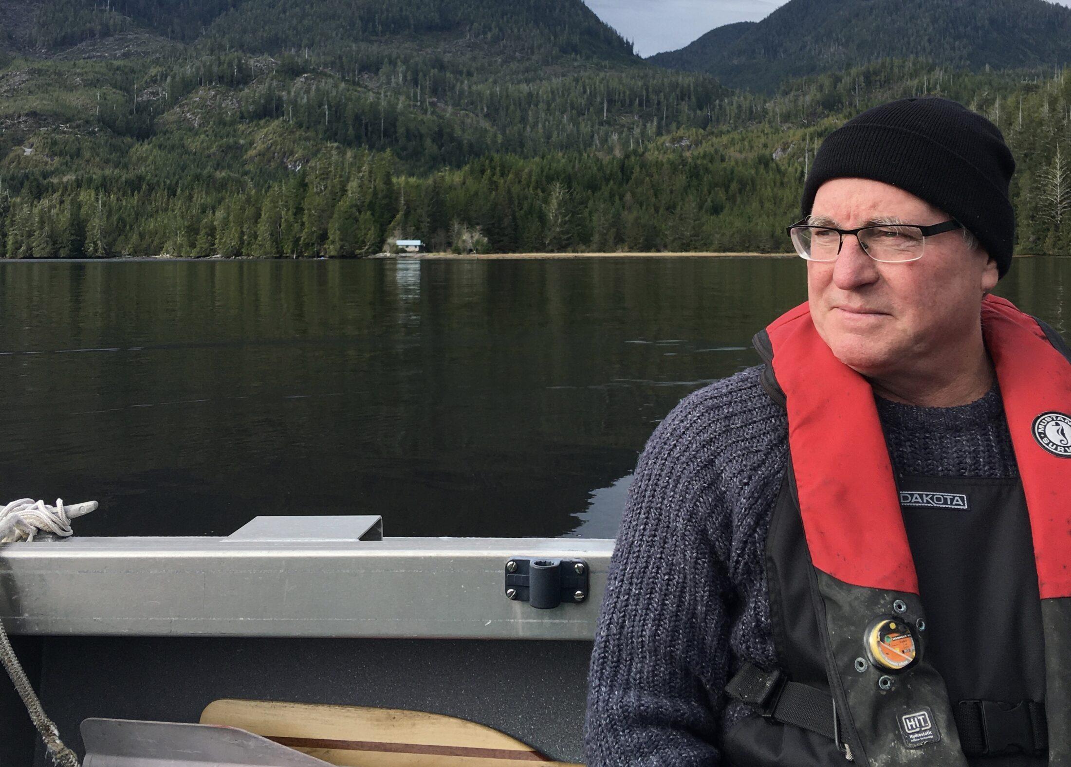 Bill Collins Cascadia Seaweed