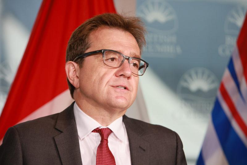 Environment Minister Jonathan Wilkinson
