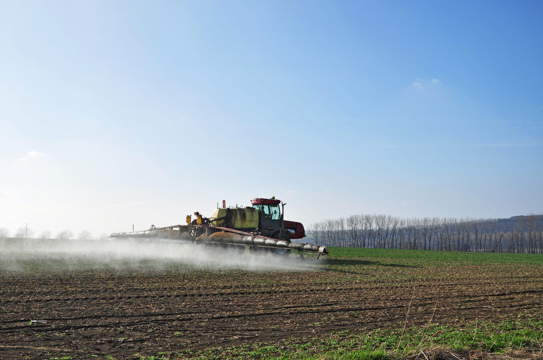 Agricultura sostenible de fertilizantes
