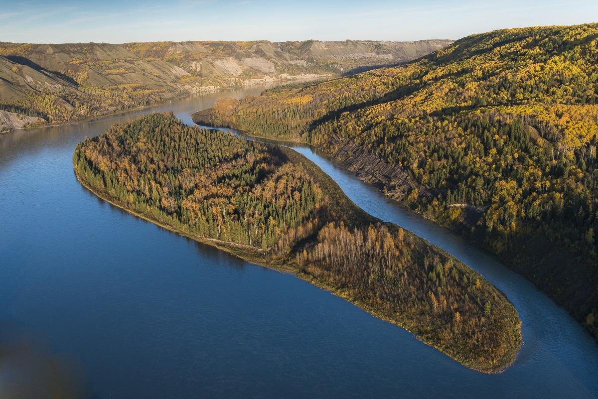 Site C dam Peace River