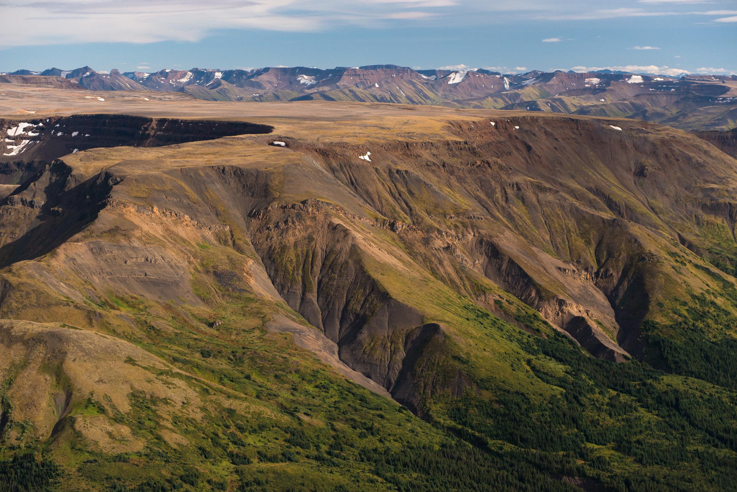 Todagin Plateau