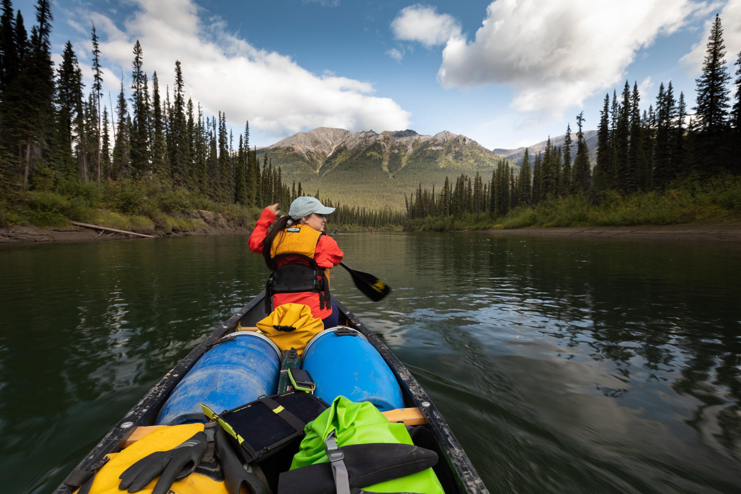 Beaver River watershed Yukon