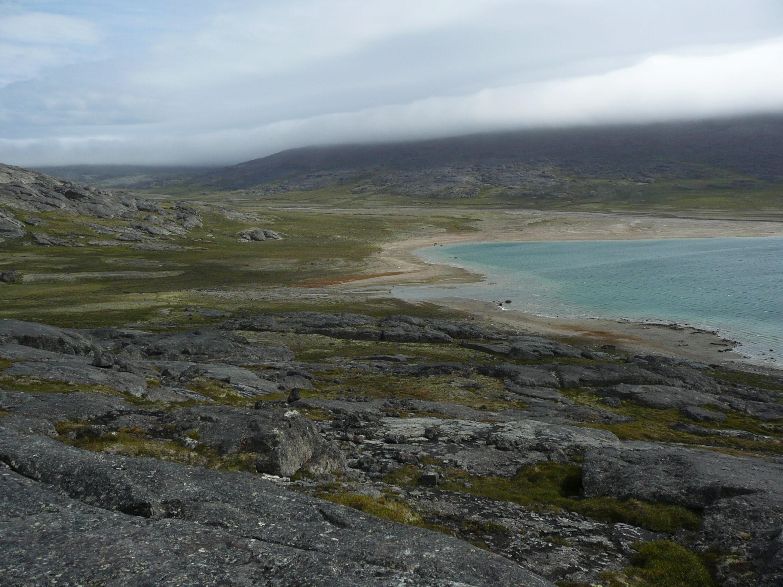 Landscape on one of the Arqvilliit islands Yvan Pouliot Arqvilliit IPCA Steering Committee